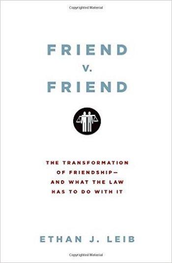 Friend v. Friend